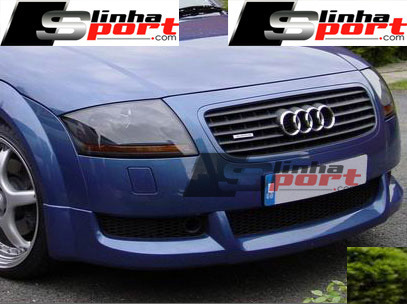 Spoiler Audi Tt Mk1 Linha Sport